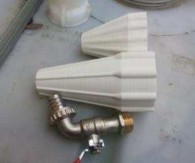 různé délky náhrad ventilu